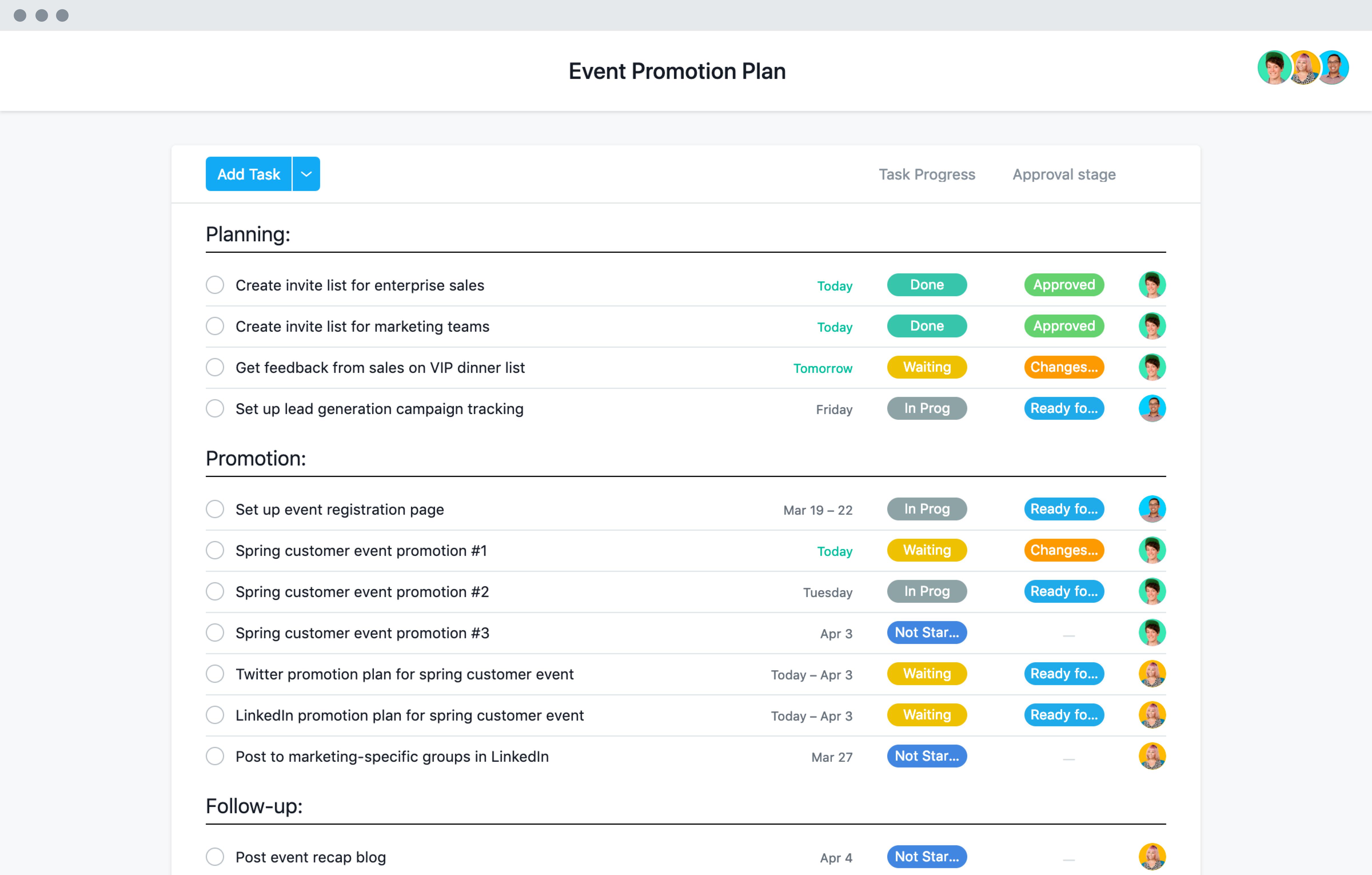 Event Marketing Plan Template Launch Timeline Promotion Asana